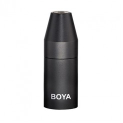 Boya 3,5mm TRS naar XLR Adapter 35C-XLR
