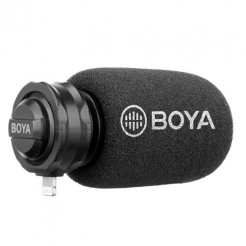 Boya Digitale Shotgun Microfoon BY-DM200 voor iOS